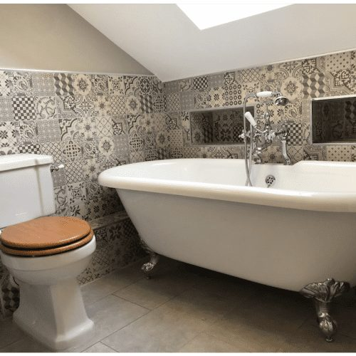 AT Mechanical New Build Plumbing & Heating Services Bathroom Fitting Installation