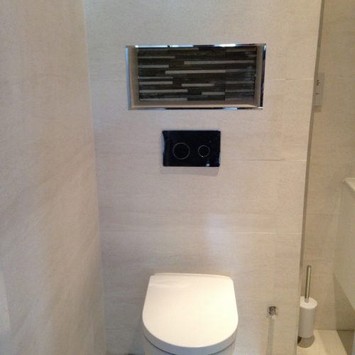 AT Boilers Complete Bathroom Installation