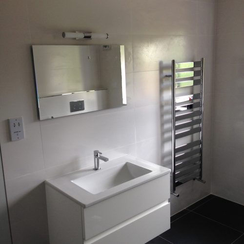 AT Boilers New Build Ensuite Installation 2