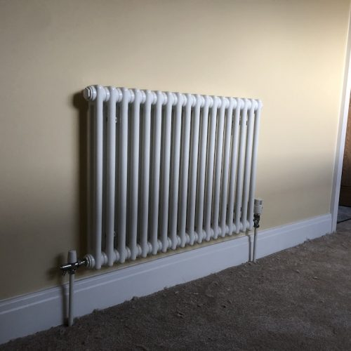 AT Boilers New Build Heating Installation
