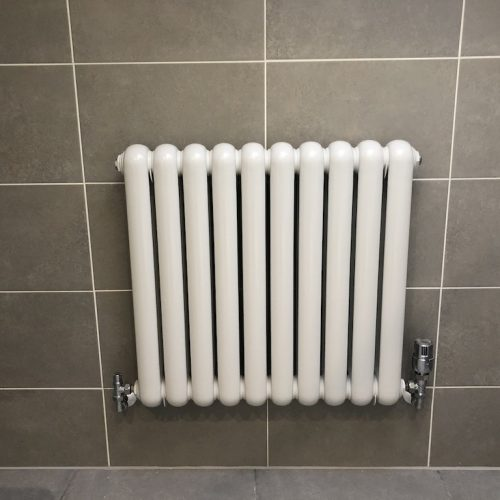 AT Boilers New Build Radiator Heating Installation