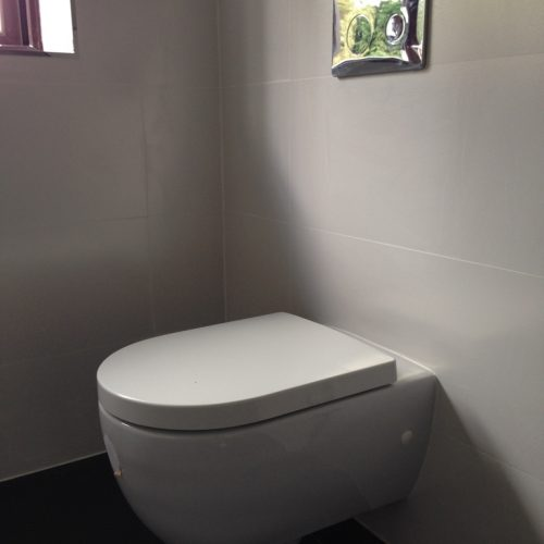 AT Boilers Toilet Installation